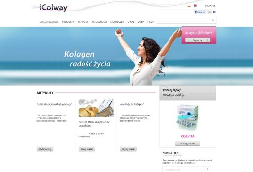 iColway - serwis WWW